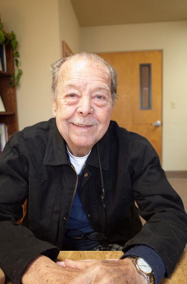 A Grace Center participant
