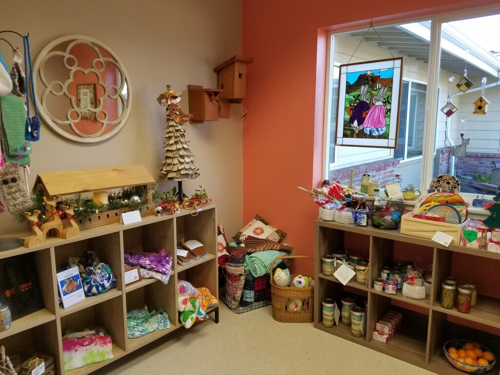 """The Grace Center gift shop: """"From Grace, With Love"""""""